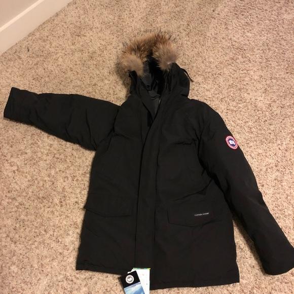 canada goose mens jacket sizes